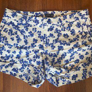2/$25 GAP floral print shorts
